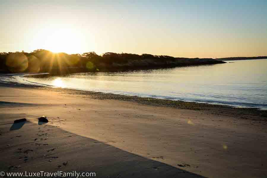 sunrise Willows Beach, Oak Bay