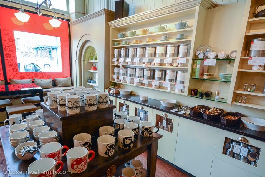 Silk Road tea where to shop in Victoria BC