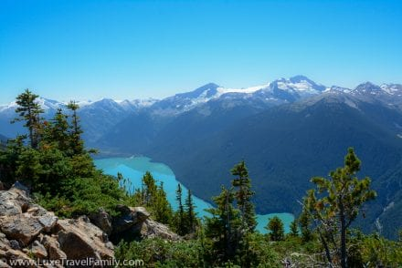 hiking trails in whistler high note hike