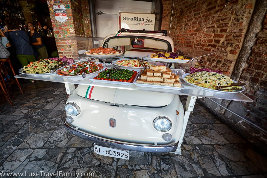 Aperitivo-Milano-family-friendly-European-cities