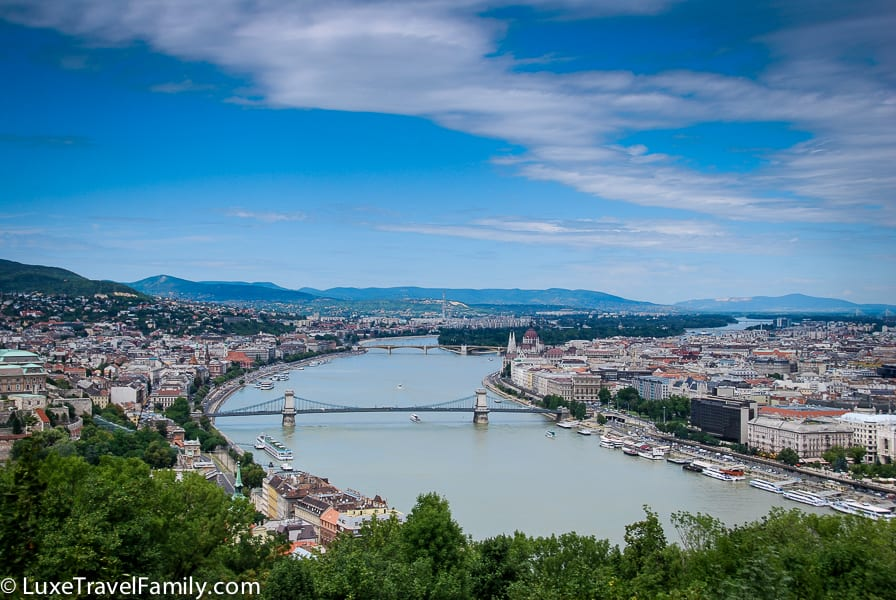 Budapest family-friendly European Cities