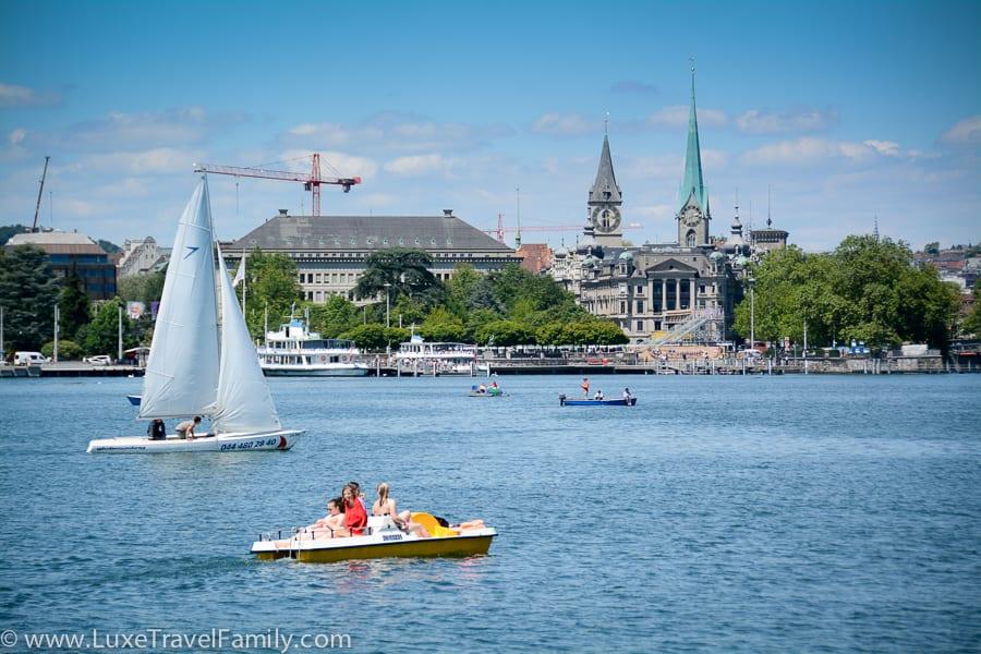 Zurich-family-friendly-European-Cities