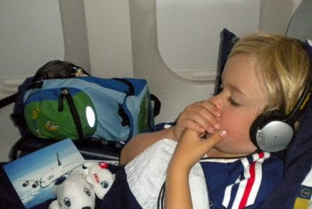 Tips on How to deal with jet lag