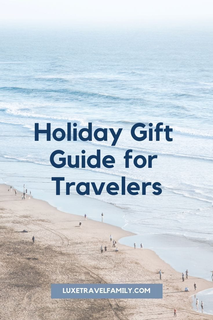 Curated Holiday Gift Guide for Travelers
