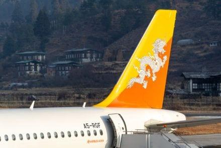 Drukair-Airbus-A319