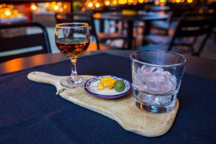 Craft cocktail Bodega Bar Victoria BC