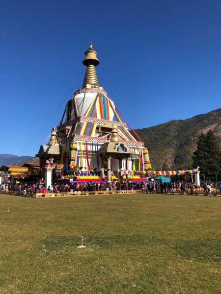 National Memorial Chorten Things to do in Bhutan